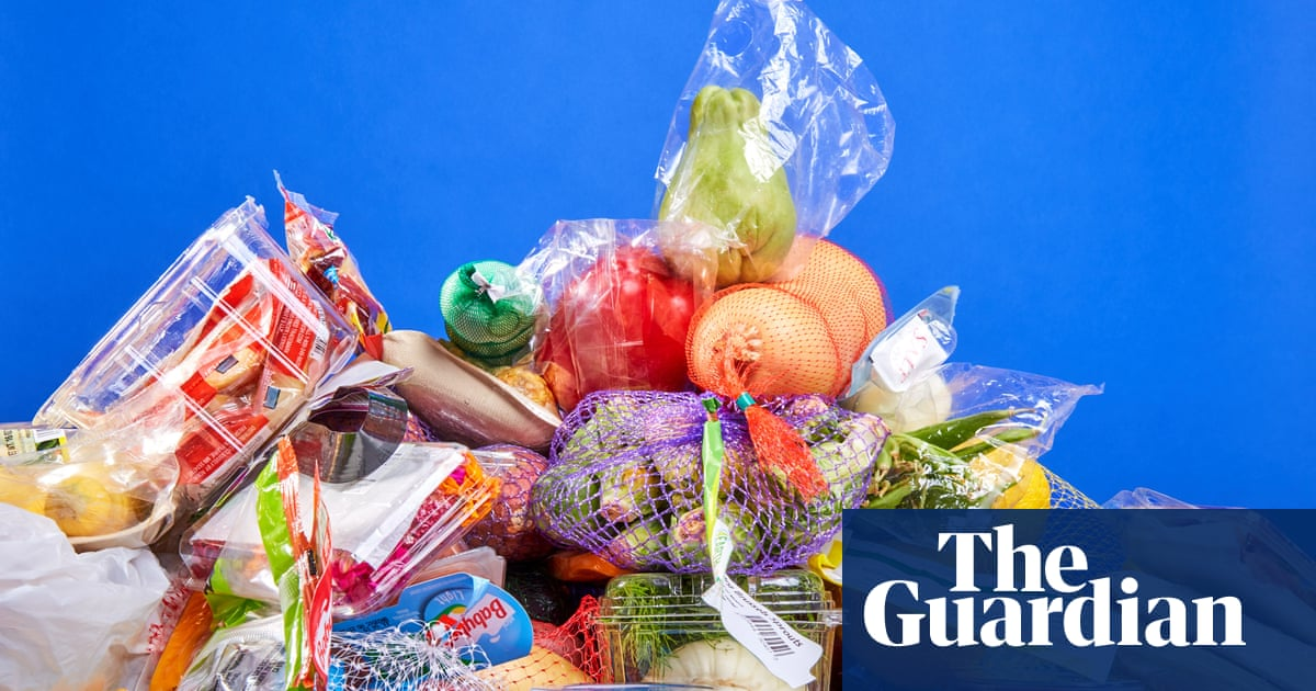 Plastic wrapped in plastic: the wasteful reality of America's
