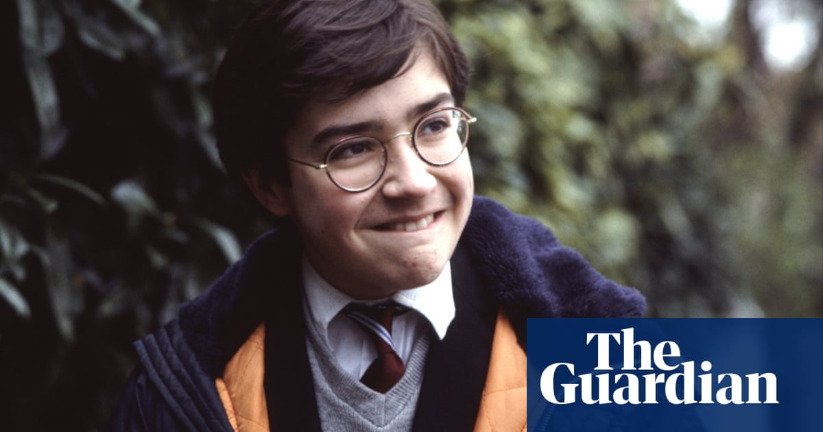 David Nicholls: Adrian Mole and me at 50 | Books | The Guardian