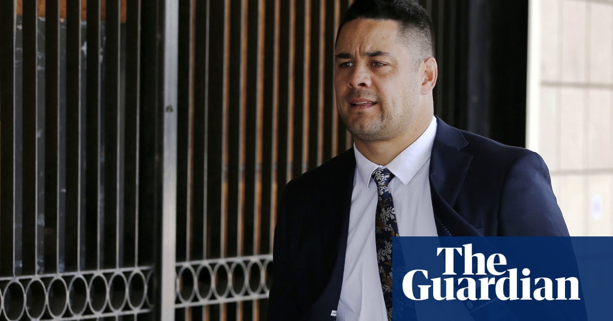Jarryd Hayne wanted sex when he left grand final party, rape trial told