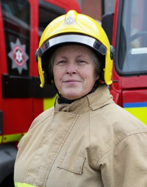 Heather Smart Northern Ireland Fire and Rescue Service In 1991, Heather Smart became Northern Ireland's first female firefighter.