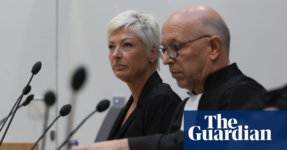 'We lost joy in living': grief of MH17 victims' relatives laid bare in court