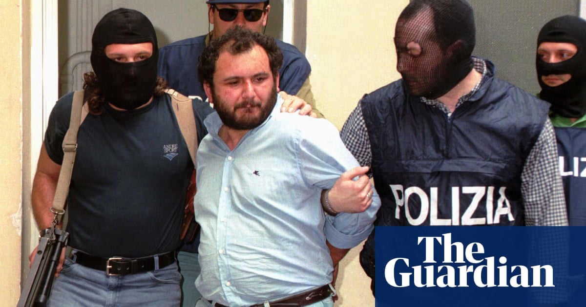 Anger as notorious Sicilian mafioso the 'people-slayer' freed