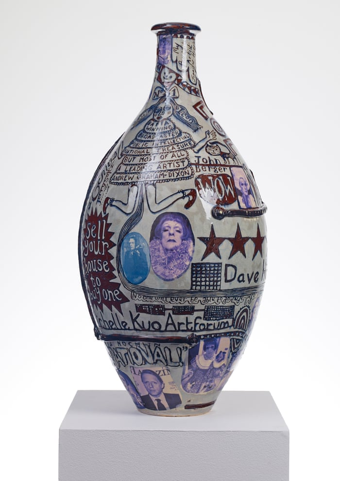 Grayson Perry I Am Nostalgic For A Time When Art Galleries Were