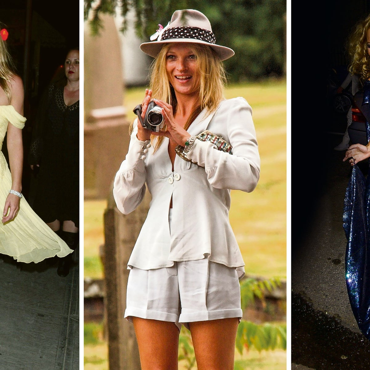 I Go With My Instincts Queen Of Vintage Kate Moss On How To Shop Secondhand Fashion The Guardian