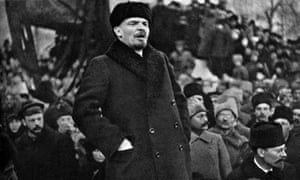 Lenin … 'We know today how wrong it went.'