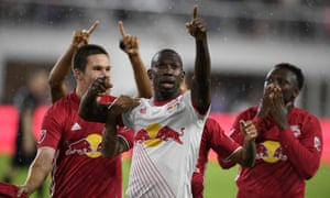 The New York Red Bulls claimed yet another Supporters Shield this season