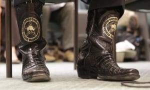 Texas hearing