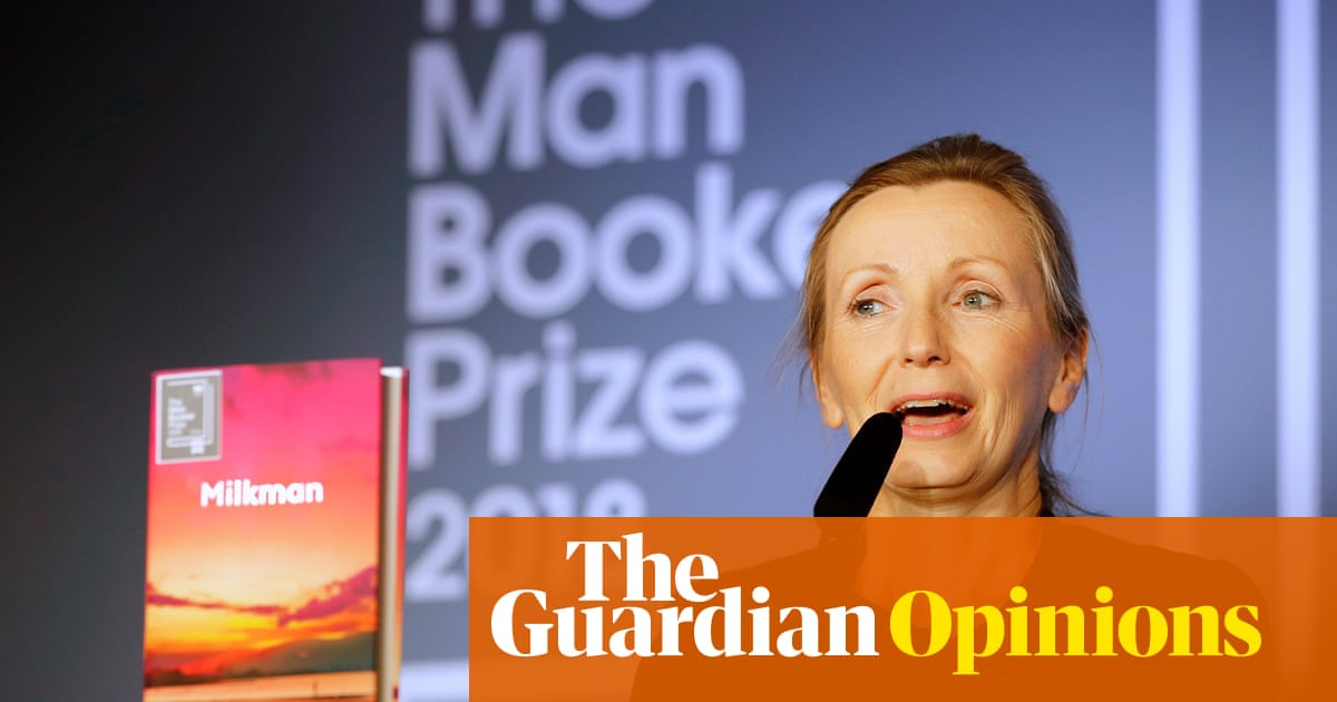 Milkman is an essential novel for our times – every politician should read it | Charlotte Higgins