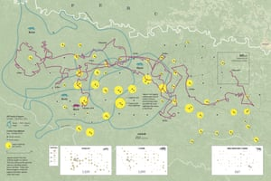 Jaguar movements tracked in Where the Animals Go.