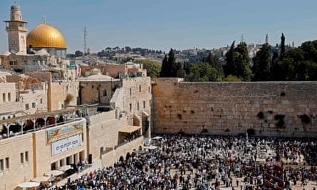 Australia's prime minister, Scott Morrison, is reported to be considering moving Australia's Israel embassy to Jerusalem.