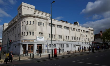 Megachurch buys Golders Green Hippodrome after mosque plan blocked