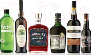 The best drinks for the drinks cabinet this Christmas
