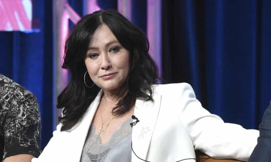 Actor Shannen Doherty's Malibu home was damaged by smoke from the Woolsey fire in November 2018.