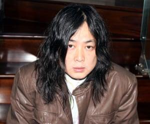 Photographer Yang Fudong