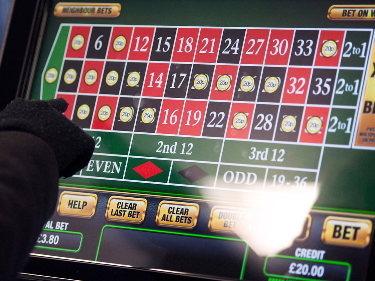 Fixed odds betting terminals tax preparation aiding and abetting law uk universities