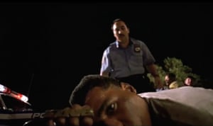A scene from 3 Brothers, the short film by Spike Lee