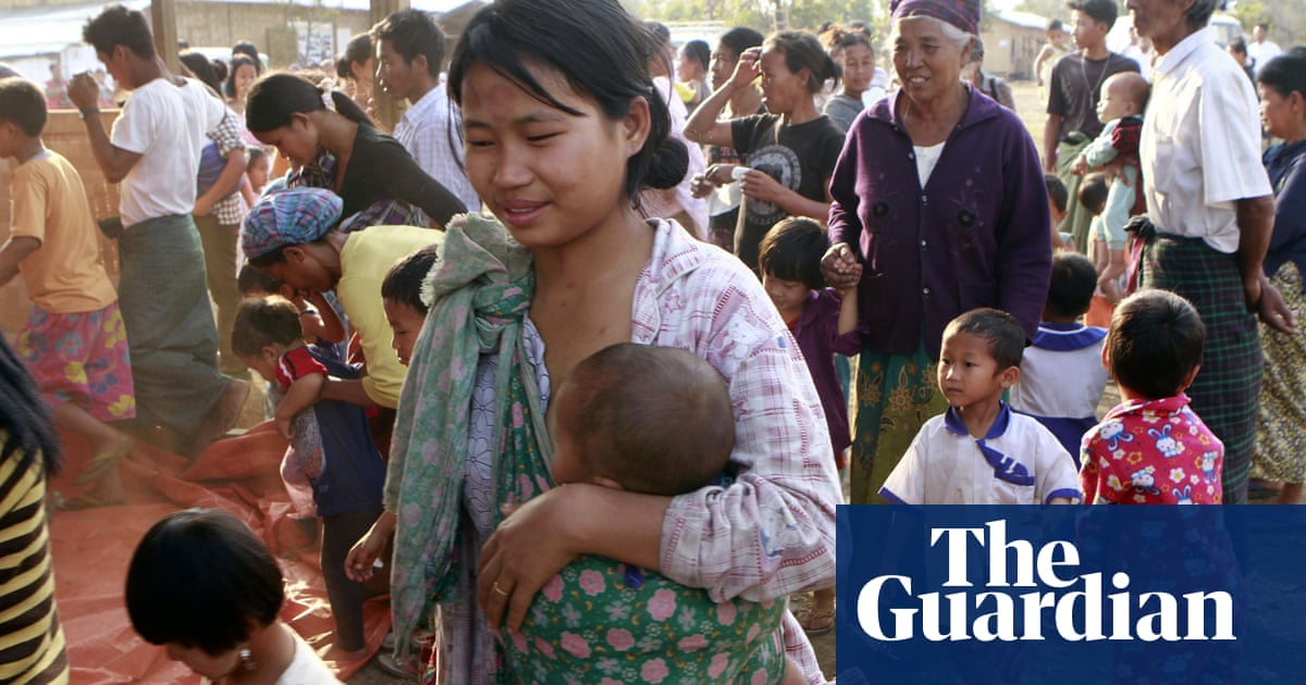Kachin women from Myanmar 'raped until they get pregnant' in