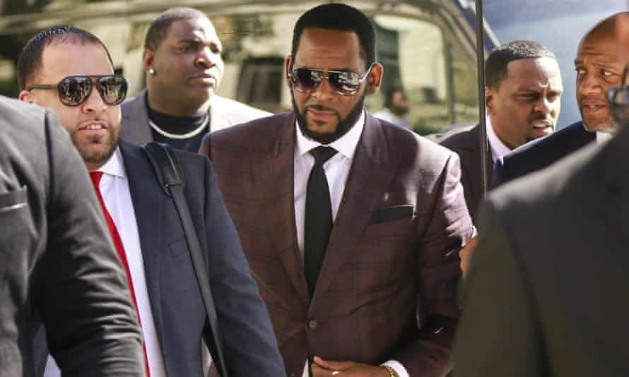 The charges are the latest legal problem for R Kelly, who remains jailed in New York.