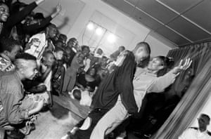 Bogle competition, Easton Community Centre, October 1992