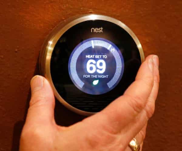 Google's Nest thermostat