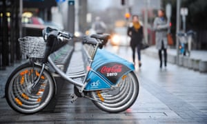 Urbo next to get on its bike with dublin cycle hire scheme.