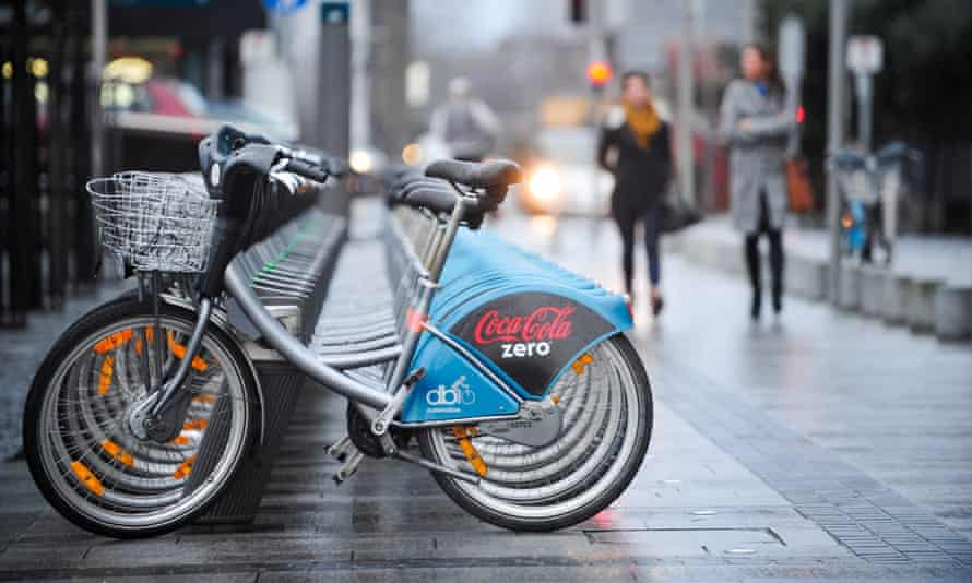 Dublinbikes is hailed as one of the most successful bike-share schemes in the world.