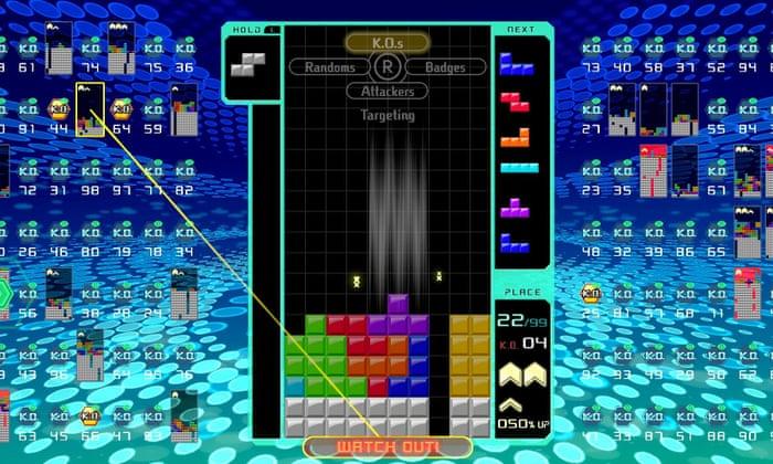 Block party: Nintendo's 99-player Tetris is savaging my self-esteem