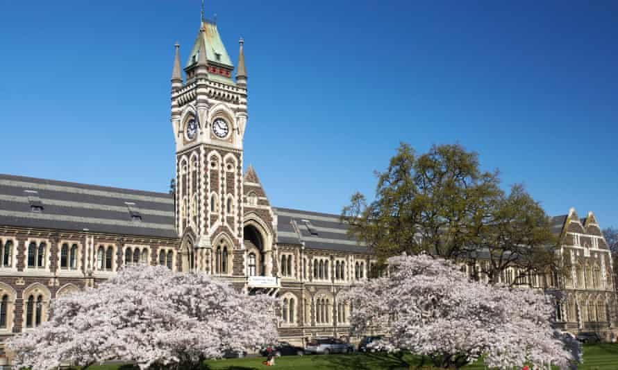The University of Otago has since apologised for seizing and dumping the magazines in a large bin