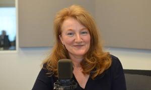 Podcaster Krista Tippett.