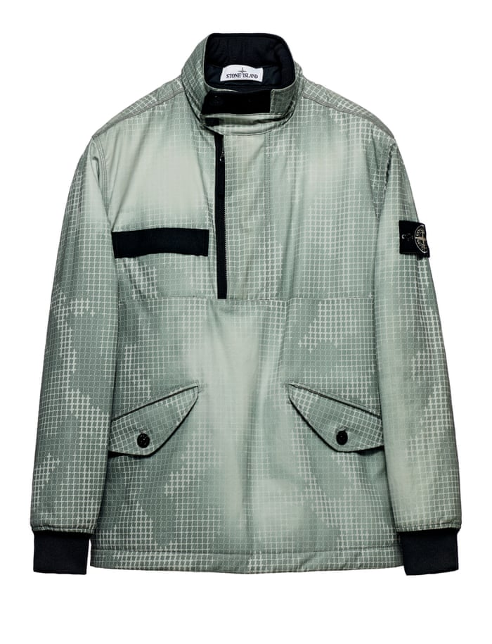 08d2a6131db88  It requires a certain confidence to pull it off  - why I love Stone Island