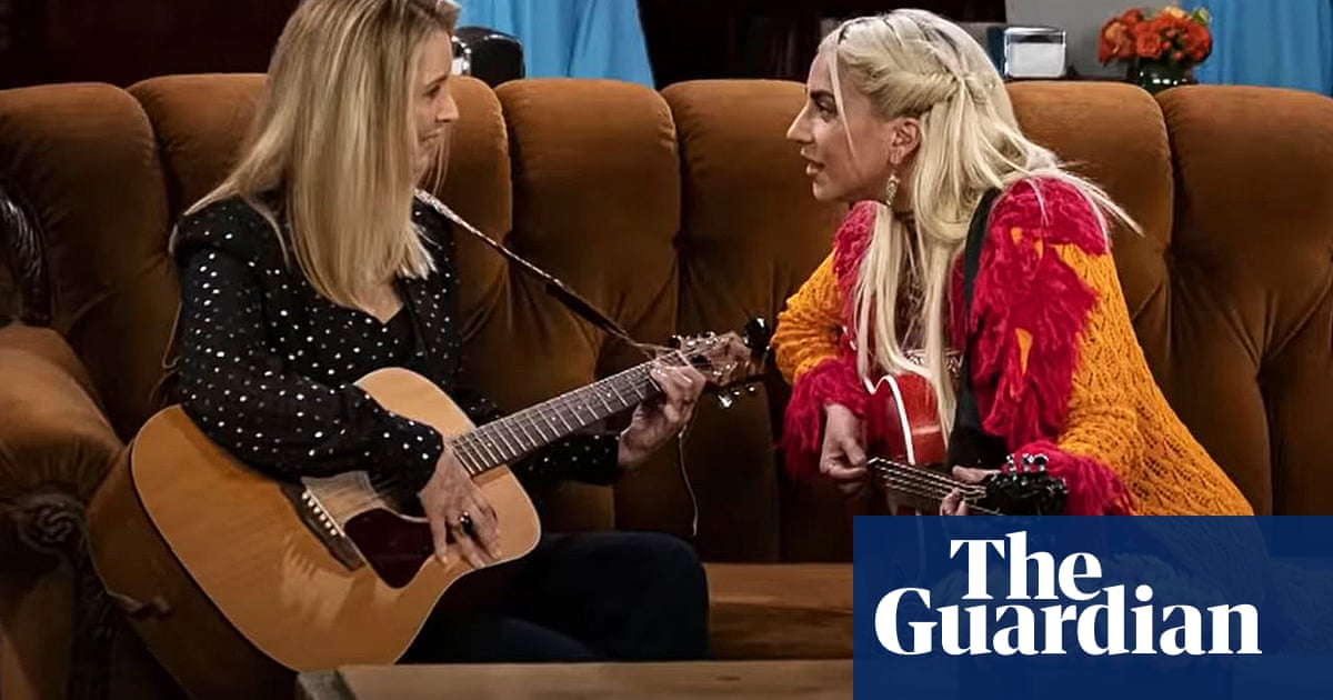 Friends reunion: the one where China censors its guest stars