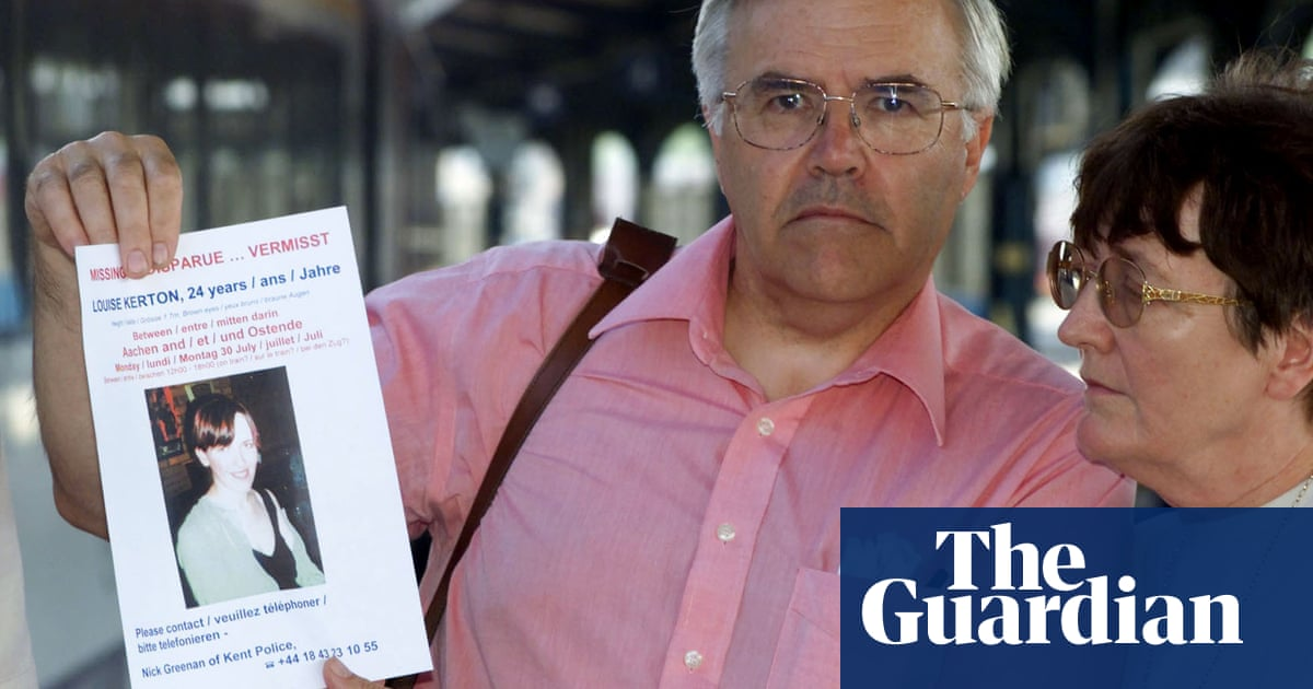 Father hopes to reopen case of British woman who disappeared 20 years ago
