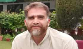 Ammad Farooq, a doctor stranded in Pakistan.