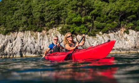 Wildwind Adventures Lefkas, Greece