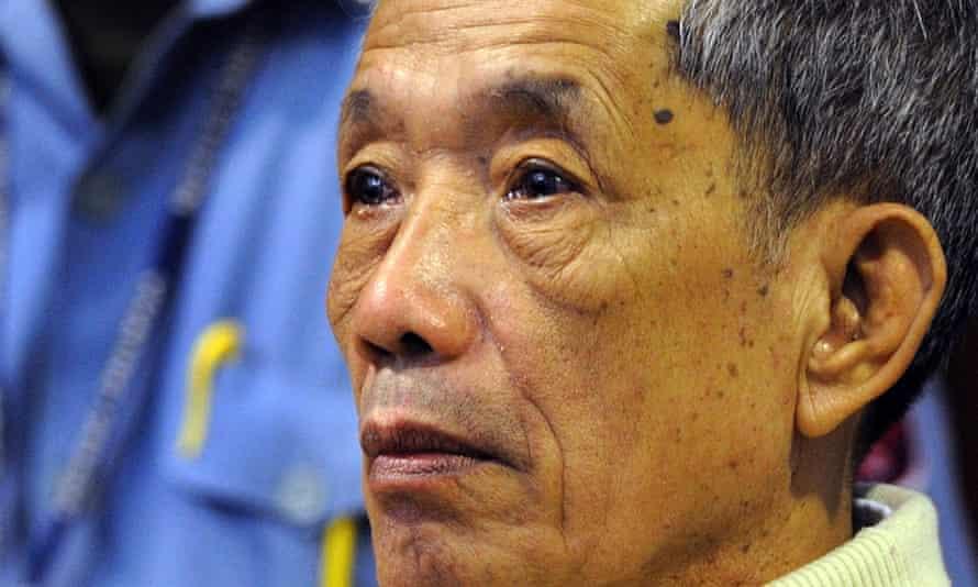 Khmer Rouge torturer Kang Kek Lew on trial