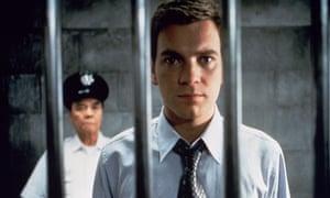 Ewan McGregor behind bars
