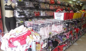 b422a68a0 Lingerie capital of Brazil feels the pinch as recession deepens ...
