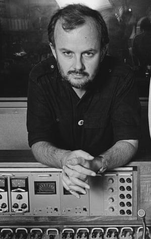 John Peel at Radio 1, 1983
