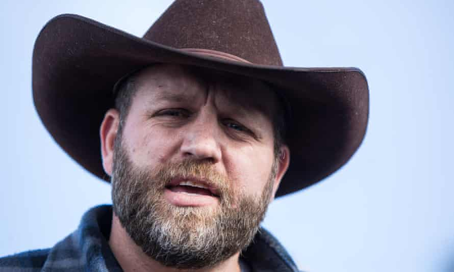 Ammon Bundy (pictured) and his brother Ryan were found not guilty of conspiring against the government during their occupation of the Malheur wildlife refuge.