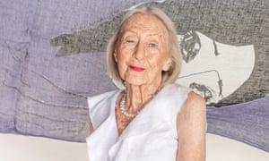 Eileen Kramer, 102 year old dancer and artist