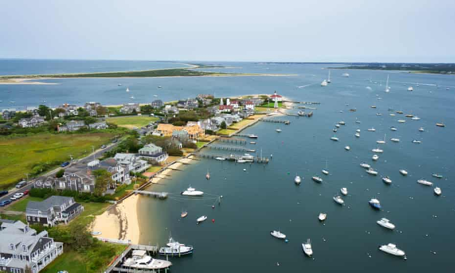 Buoyed by Hollywood …Nantucket might be anticipating a few more yachts stopping by after the release of In the Heart of the Sea.