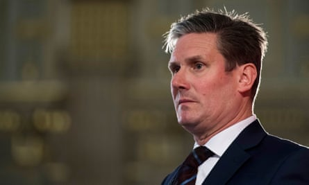 Keir Starmer delivers speech on Brexit.