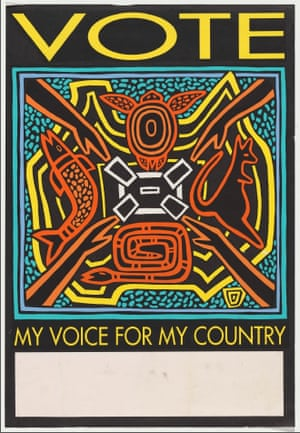 Indigenous voting pamphlet 1993