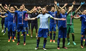 Four days after the Brexit vote, Iceland sent England crashing out of Europe.