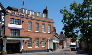 Maids Head Hotel, mentioned in records from 1287.