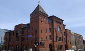 First Covenant Church in downtown Minneapolis.