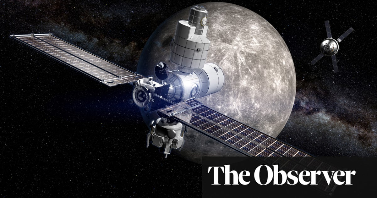 The lunar gateway: a shortcut to Mars? | Science | The Guardian