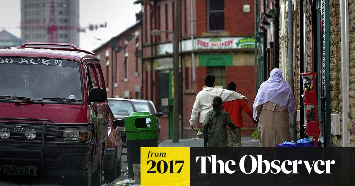 We must not live segregated lives,' said May. But in divided ...