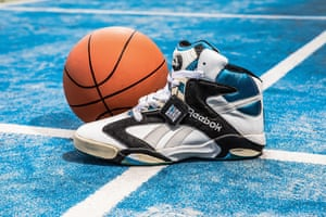 1993: The Shaq Attaq promo edition was made to match American basketball player Shaquille O'Neal's size 20 feet.