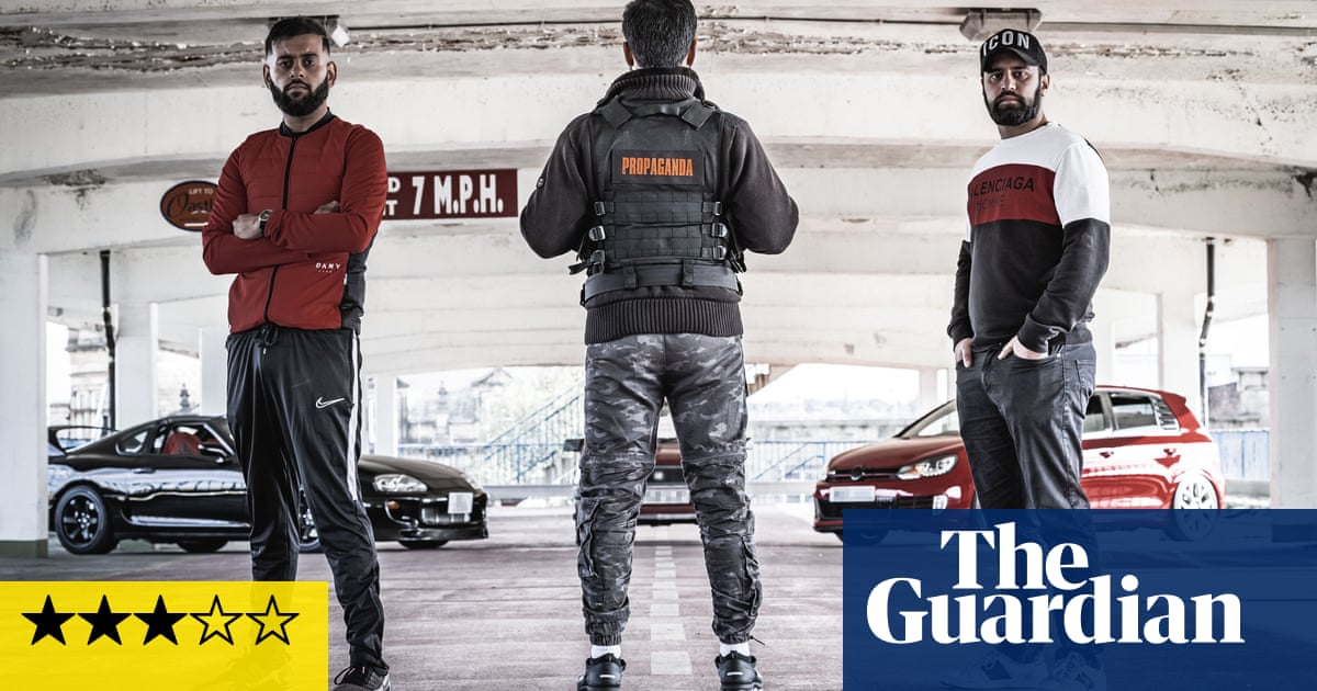Peaceophobia review – how to build a car and a community